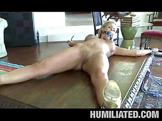 Phoenix marie splayed out fucked up