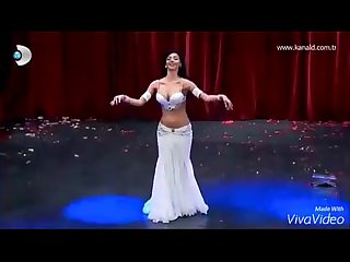 Beautiful belly dancing