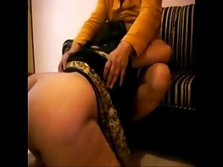 Seducing my neighbor desi aunty
