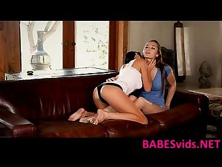 Dani daniels and chloe james nice and slow