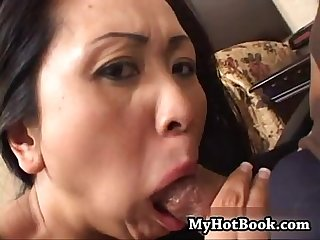 Kitty Langdon is a hot Asian MILF that looks quit