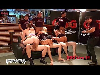 German Sluts do it better - German Goo Girls Live