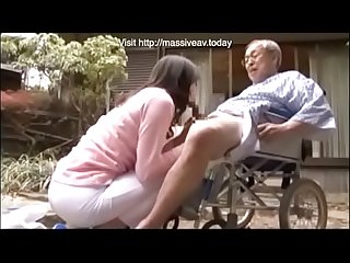 Sweet Asian Babe Carer Gives Sex To Patients - https://massiveav.today