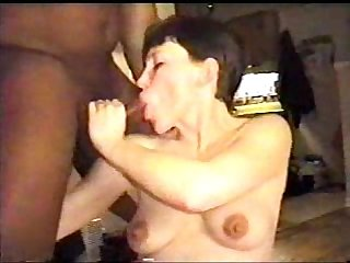 Elaine preggo interracial threesome