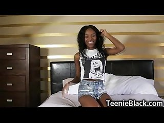 Cute teenage ebony first porn