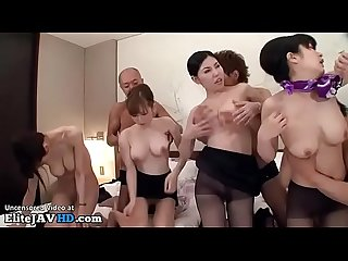 Japanese hostess hardcore orgy full at elitejavhd period com