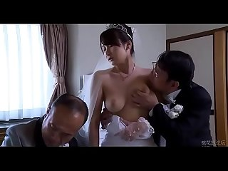 Asian Milf Wife get stripped clothes by boss in front of her husband remilf period com