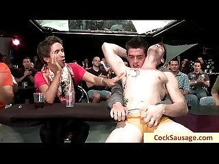Fucking hot gay sausage party by cocksausage