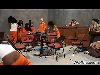 Ebony teen first time in jail