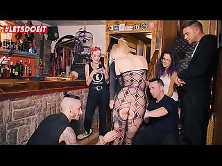 Hungarian helena valentine experiences first time bdsm fuck