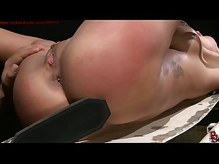 Super sexy slave trained for sub slut.BDSM movie.Hardcore bondage sex.