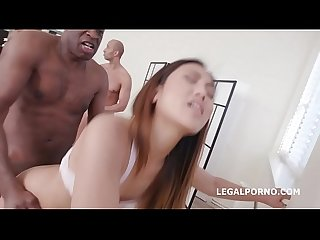 Asian gangbanged by blackcock see pt2 on asianpornisthenewlsd period com