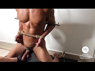 hot gym boy tortured