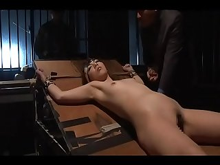 Electro torture Asian Girl Japanese - 19