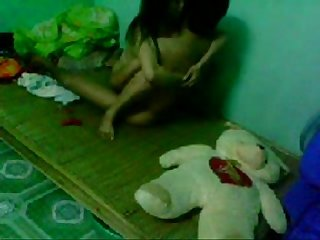 Indian napali young bf gf couple in bedroom wowmoyback