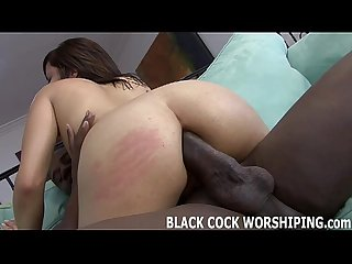 I need a big hot black cock in me right now