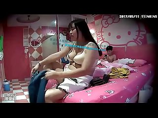 Hidden camera in china hotel 74