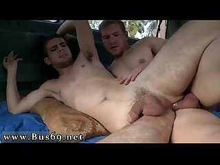 Straight and naked workmen gay first time the neighbor fucks on the