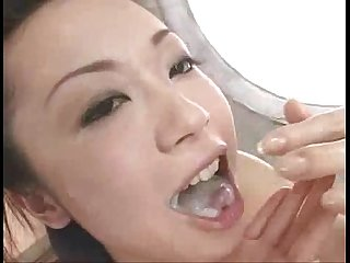 Asian Cum Drinker