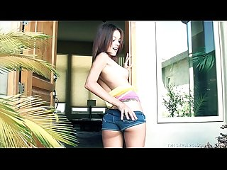 Ashley doll creams her jeans