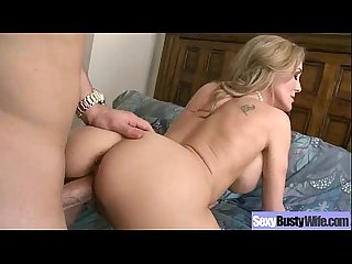 Hard Intercorse With (brandi love) Superb Big Round Tits Milf clip-08