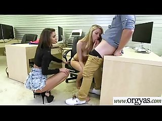 Hot Girl (Alli Rae) Get Seduced With Lots Of Cash To Bang Hard vid-04