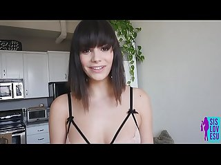Violet starr brother having perfect revenge sex tape