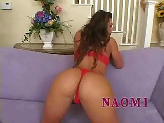 Naomi hardcore sex with 2 black dicks