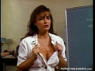 Bionca fucked hard on teachers desk