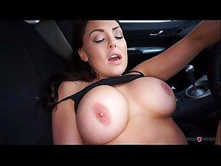 Sophie hart car Wank