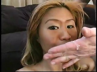 Asia is put through the sex wringer as her whole body is used asianmomsex period net