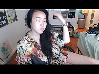 Rare curvy asian on cam freakygirlscams com