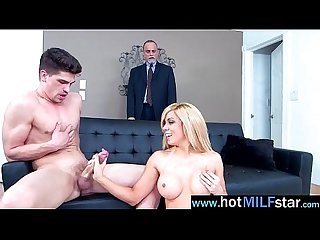 Mature Lady (parker swayze) In Hard Action Tape On Huge Dick Stud movie-28