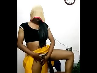 indian cross dresser shows all