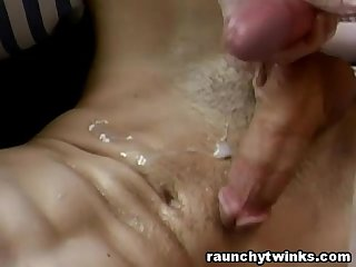 Naughty twinks deep throat each other S dicks