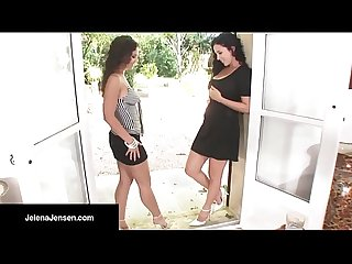 Penthouse pet jelena jensen eve angel worship their feet