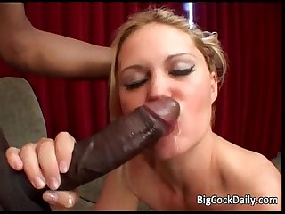 Interracial pumping action
