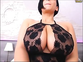 Big Tits MILF Masturbate Part1 - Watch Part2 on pornfrontier.com