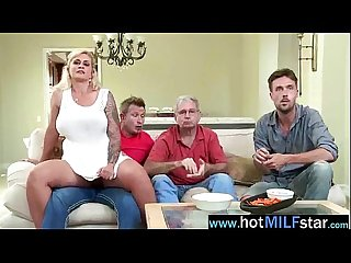 (ryan conner) Naughty Hot Milf Enjoy Sex On Big Monster Cock Tape clip-24