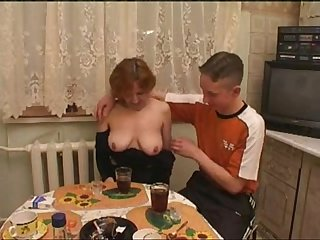 Russian mom fucks with son's friends at hotsquirtcam.tk