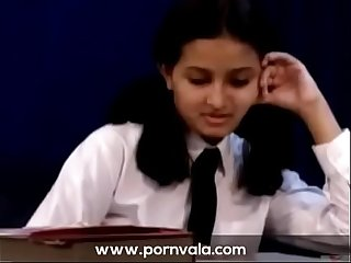 Teen indian school girl removing her school dress part 1 pornvala com