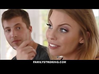 Fucking my stepdad s Hot sister britney amber