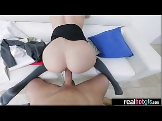 Real Horny GF (elsa jean) Enjoy Hardcore Sex On Cam video-14