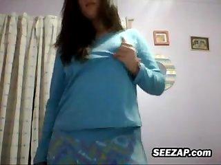 Chubby teen webcam girl