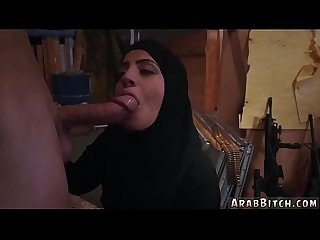 Arab school girl pipe dreams
