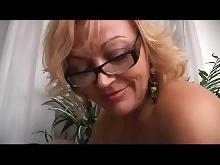 A new Milf for a hungry big cock