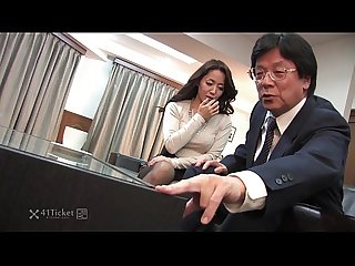 41ticket Japanese Mature caught fucking stepbrother uncensored jav