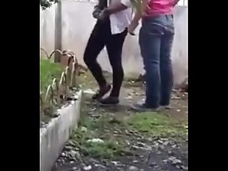 Indra park lovers caught in video leaked instacam pw Mp4