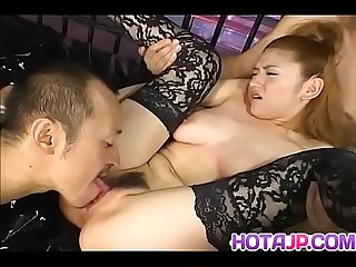 Ayaka is more than pleased to fuck like a bimbo more at hotajp com