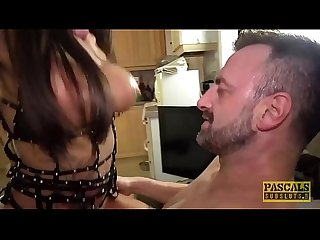 PASCALSSUBSLUTS - Princess Jas gagged and fucked with power